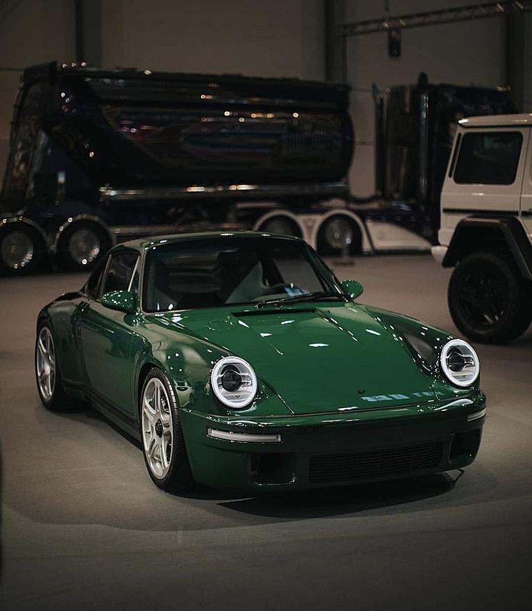Porsche 964, SRC 2018 modifiyesi