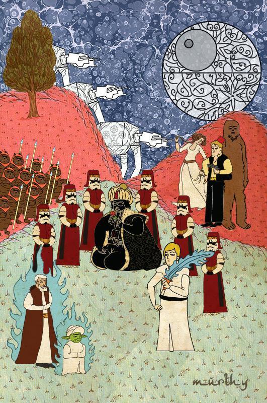 Ottoman Star Wars